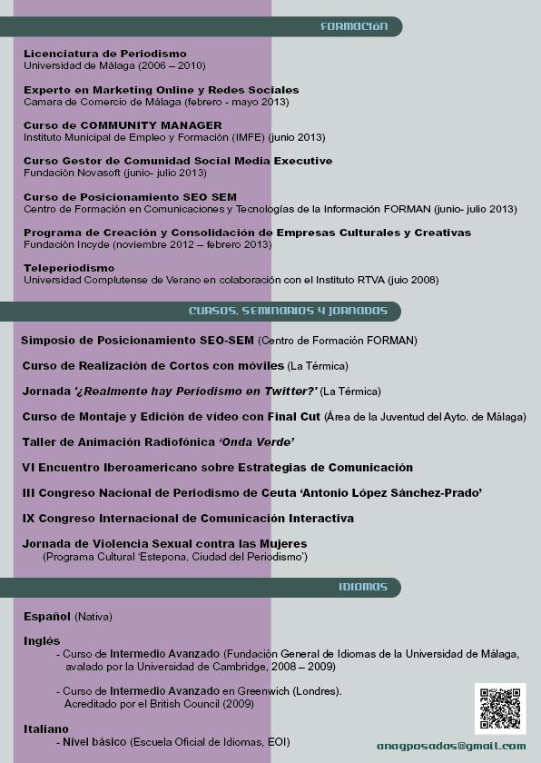 CV anagposadas