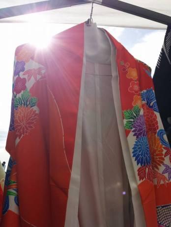 Kimonos en el Mercado de Particulares