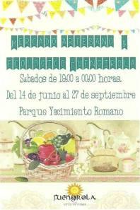 Mercadillo de artesania en Fuengirola