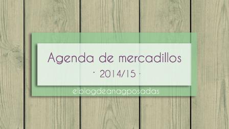 Agenda de mercadillos en Malaga - anagposadas